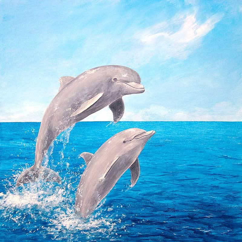 какое дельфины картинки ассоциации речь том