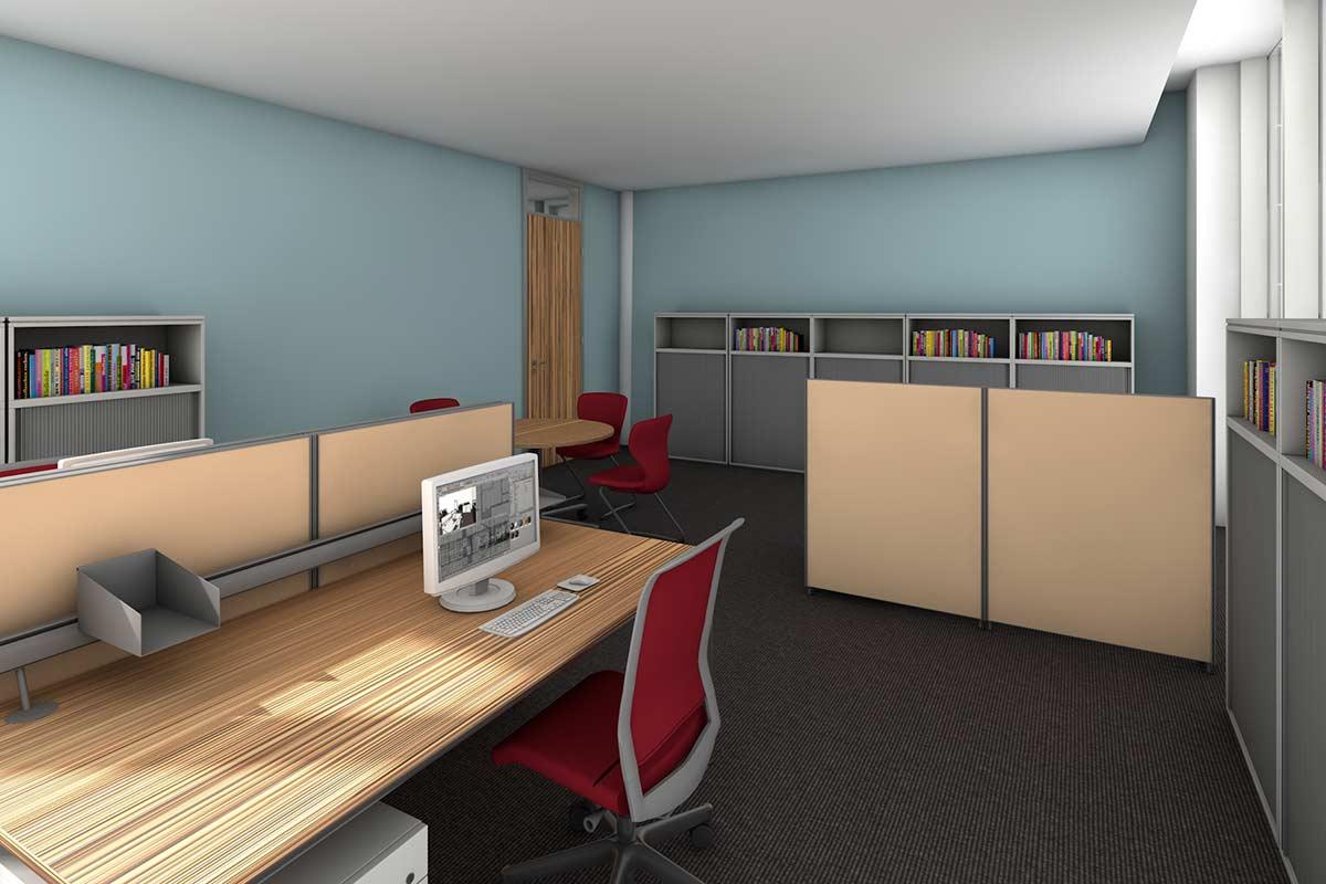 office colour design. Colour At The Workspace Office Colour Design