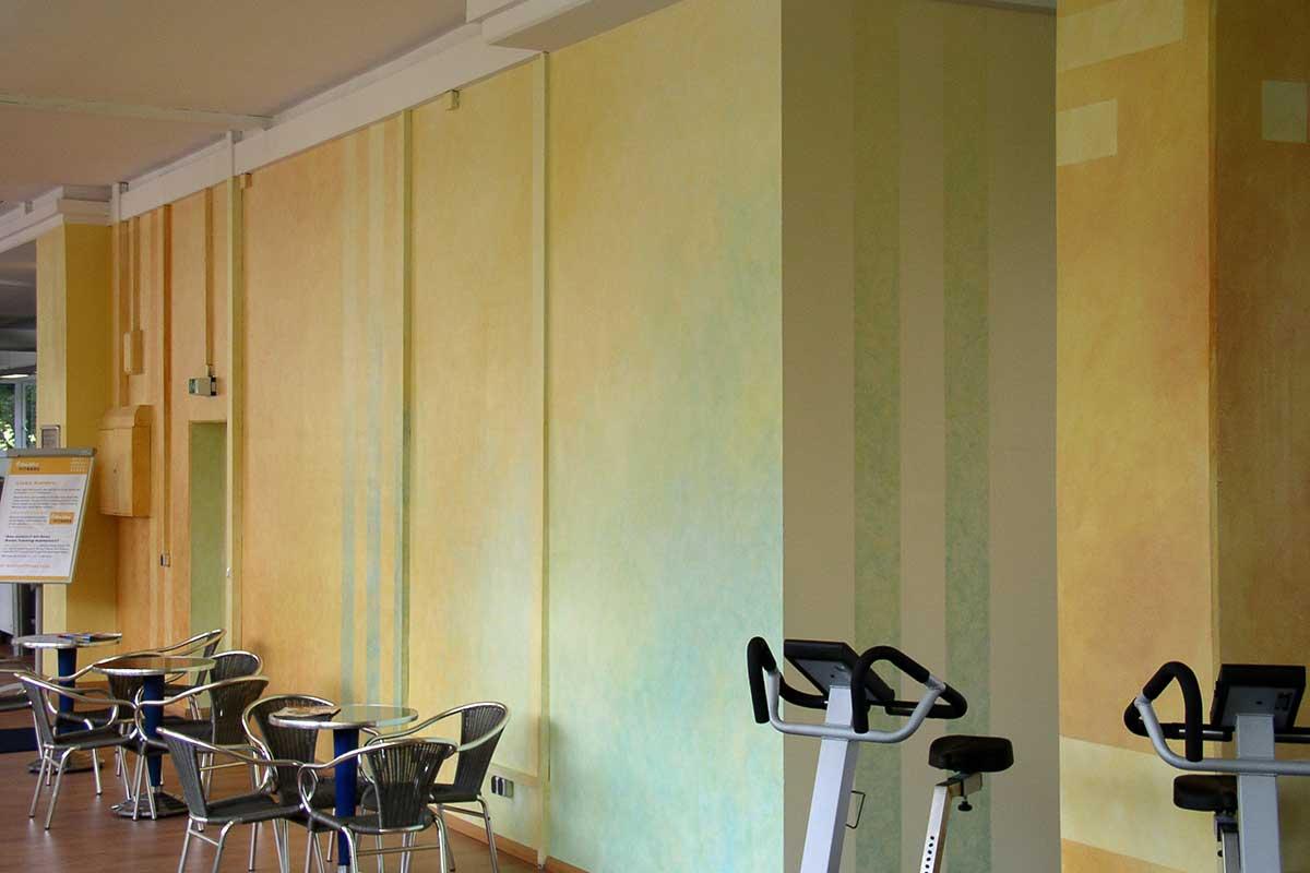 Wall glazing techniques- color-consult.com