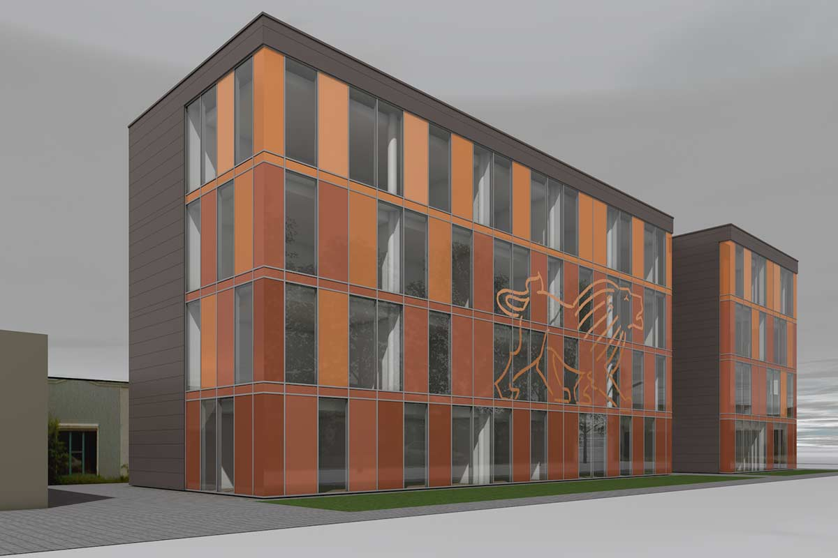 Using the corresponding renderings we will be able to get a pretty good picture of the impression the colour evokes.